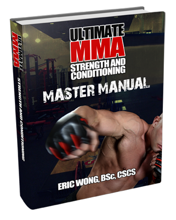 MMA Strength and Conditioning MASTER MANUAL