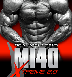 Review of Mi40x Bodybuilding System by Ben Pakulski – Is